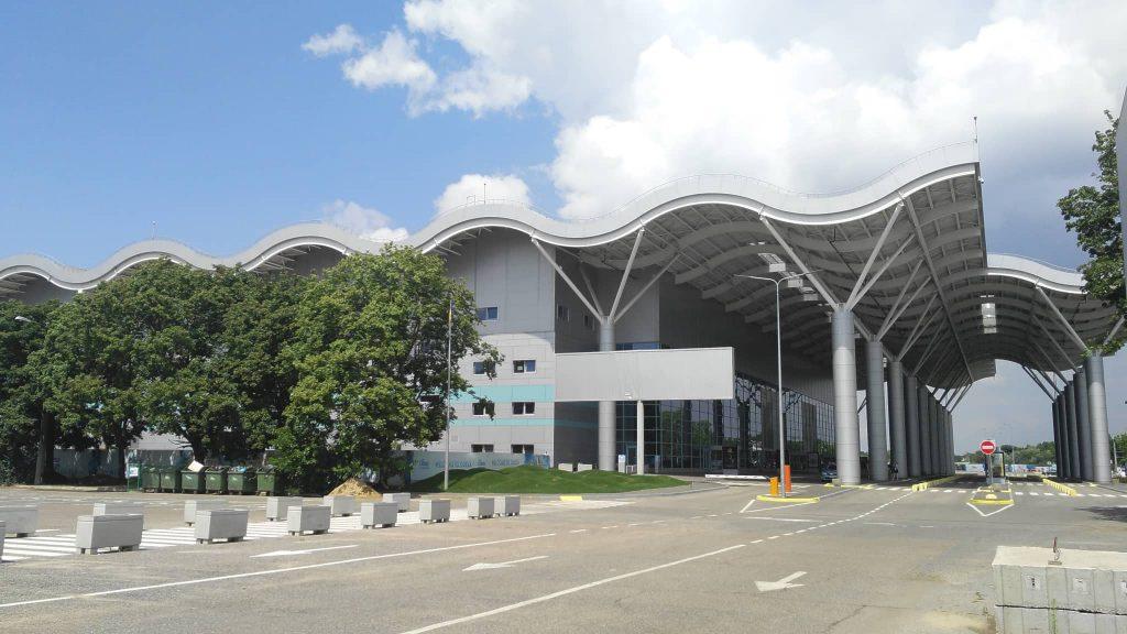 Новый терминал международного аэропорта «Одесса» должны запустить в мае