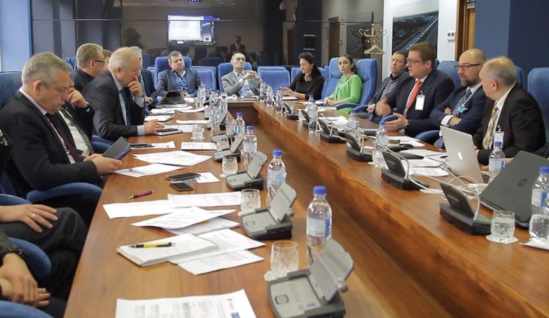Руководство «Украэроруха» приняло польскую делегацию