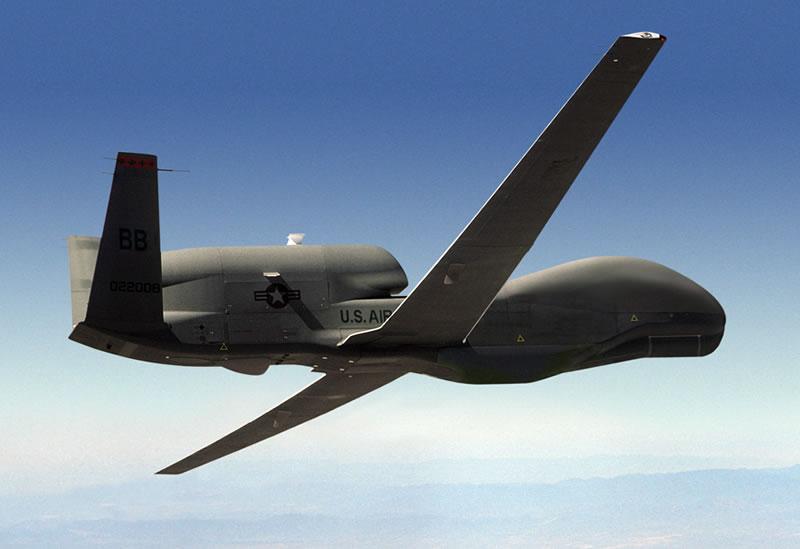 Воздушные силы ВСУ получают разведданные американских БПЛА