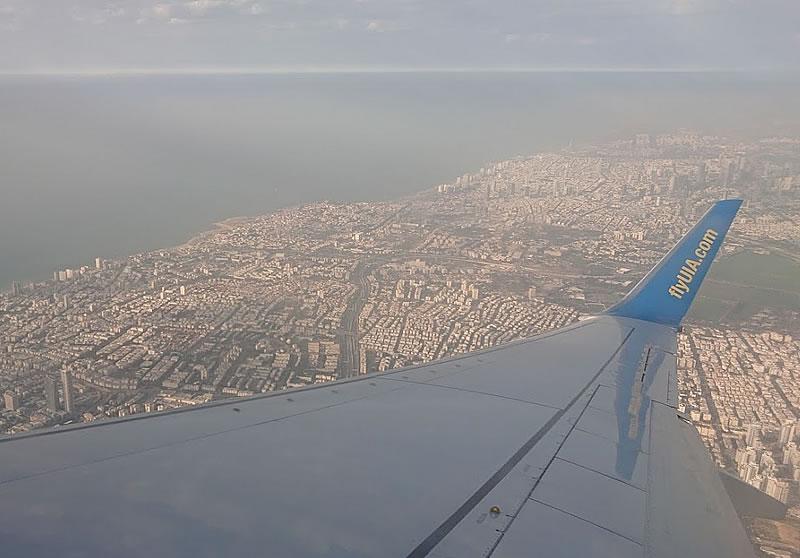 Харьков восстановил прямые рейсы в Тель-Авив