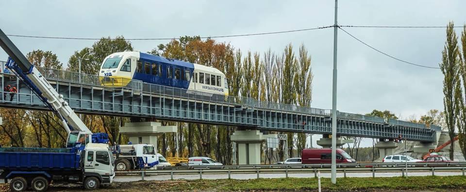 Экспресс Киев — «Борисполь» уже перевез 200 тысяч пассажиров