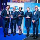 Wizz Air получила награду как лучшая лоу-кост авиакомпания года в Центральной и Восточной Европе