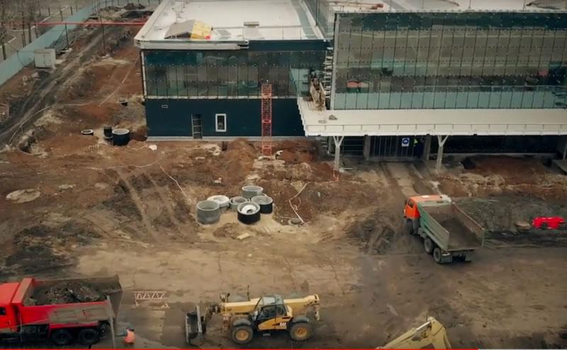 Новый терминал в аэропорту Запорожья. Уже скоро.