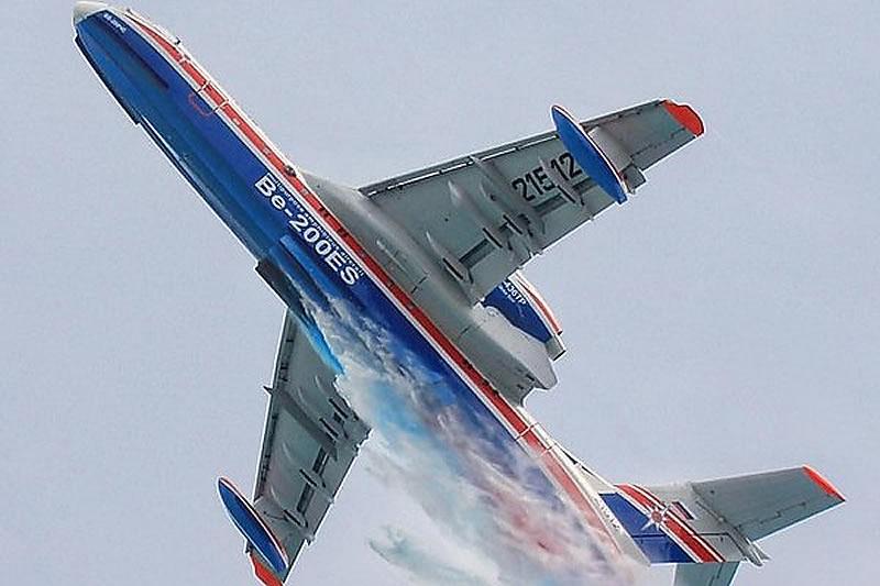 Самолеты Бе-200 будут летать на украинских двигателях?
