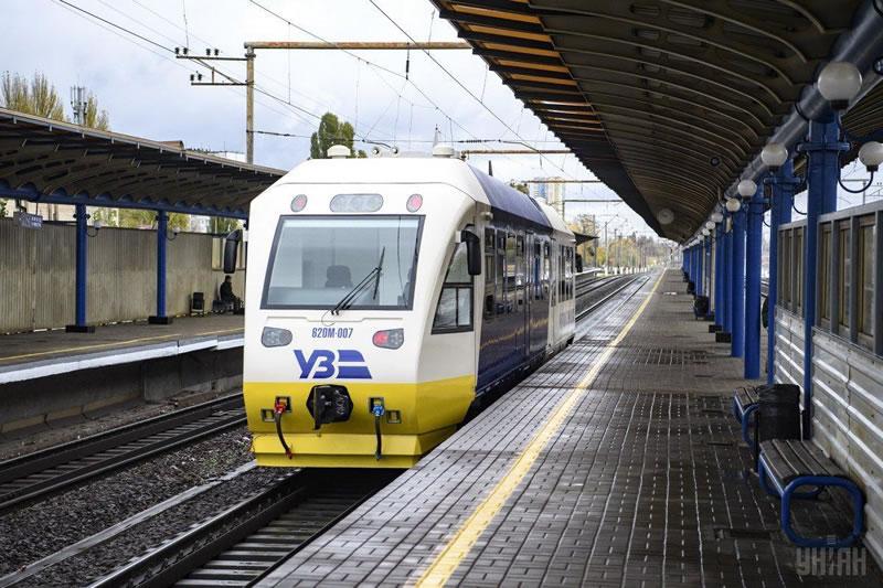 «Укрзализныця» изменила расписание движения поездов «Киев-Борисполь»