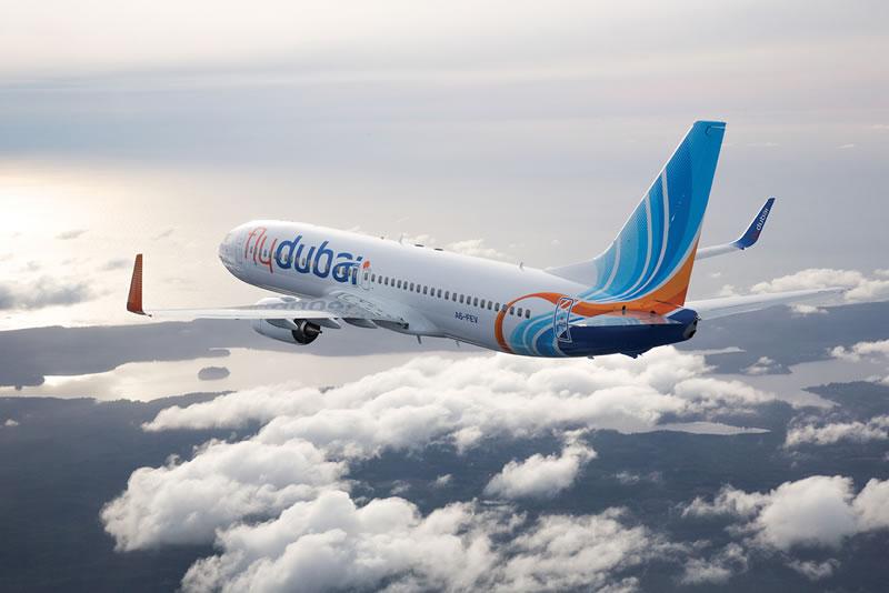 flydubai предлагает выгодные условия на рейсы из Украины
