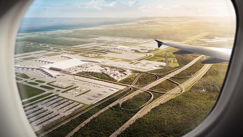 Аэропорт в Стамбуле переезжает