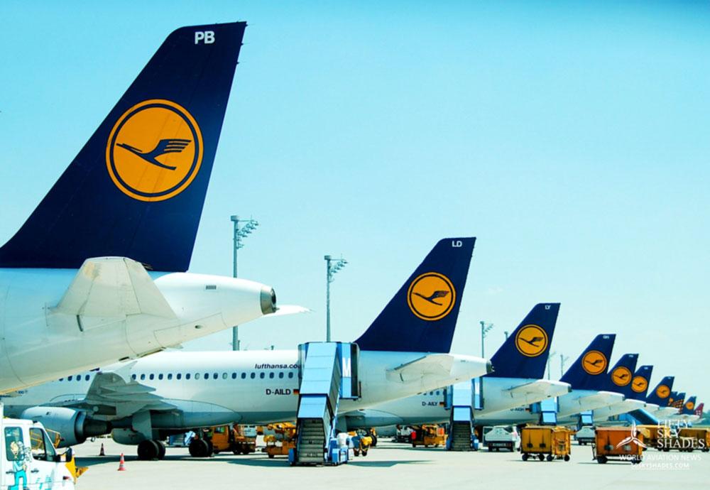 Авиакомпания Lufthansa заинтересовалась возможностями сотрудничества с Запорожьем