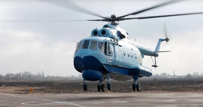 «Авиакон» отремонтирует Ми-14ПЛ