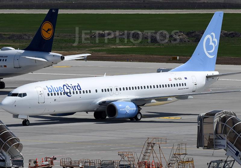 Греческий Boeing 737-800 вторгся в Молдову, пилоты развлекались