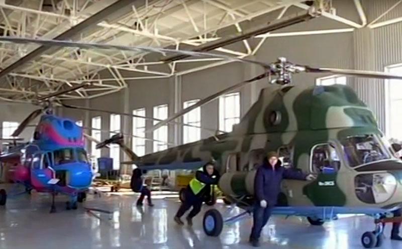 «Мотор Сич» отметила День авиации и космонавтики