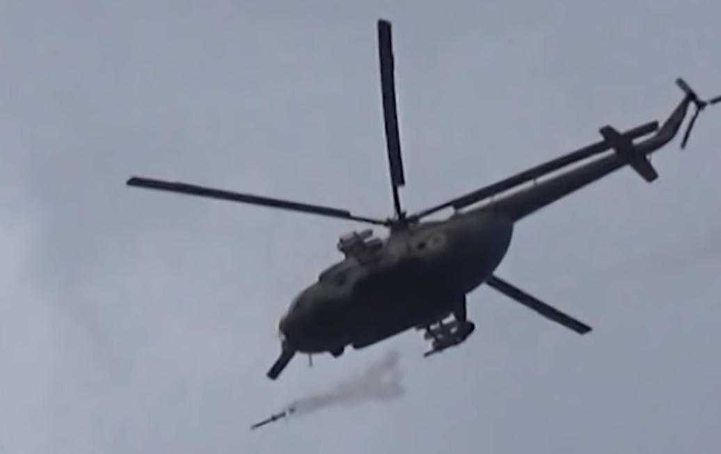 «Укроборонпром» показал видео стрельбы комплексом «Барьер» с использованием …