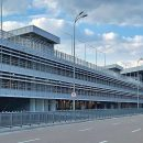 Борисполь тестирует паркинг у терминала D