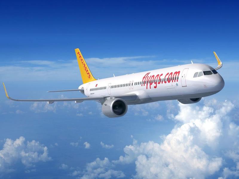 Pegasus открывает новый авиарейс из Киева в Бодрум