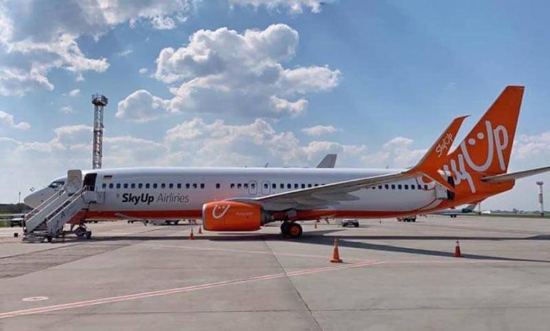 У SkyUp Airlines пополнение флота