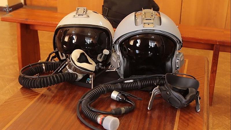 В Воздушных Силах проходят испытания французские шлемы