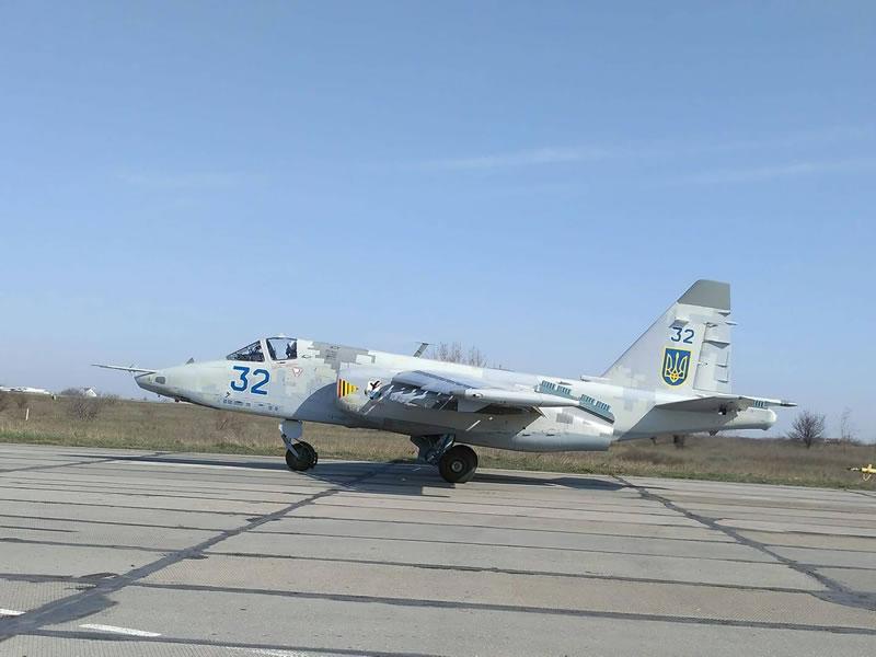 В Вооруженные Силы поступил модернизированный Су-25