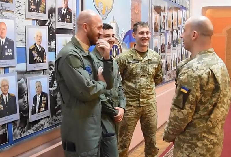 Офицеры поисково-спасательных служб Украины и Италии обменялись опытом
