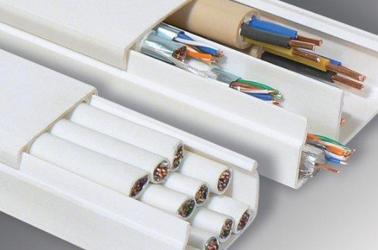 «Электровоз» доставит кабель-каналы вовремя