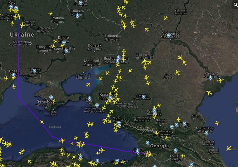 Авиакомпании, облетающие Россию, получат компенсации