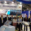 Авиакомпания «Авиалинии Антонова» участвует в международной выставке BreakBulk Europe 2019