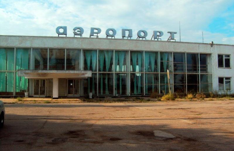 Бердянские власти не хотят принимать аэропорт в коммунальную собственность
