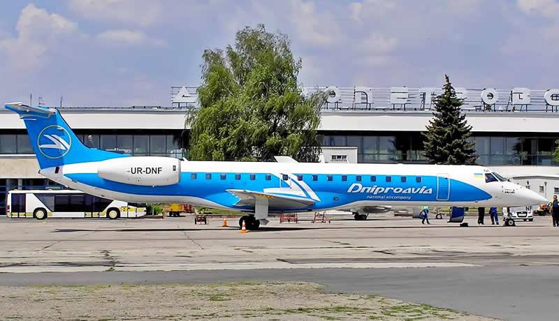 МАУ увеличивает количество рейсов в Днепр