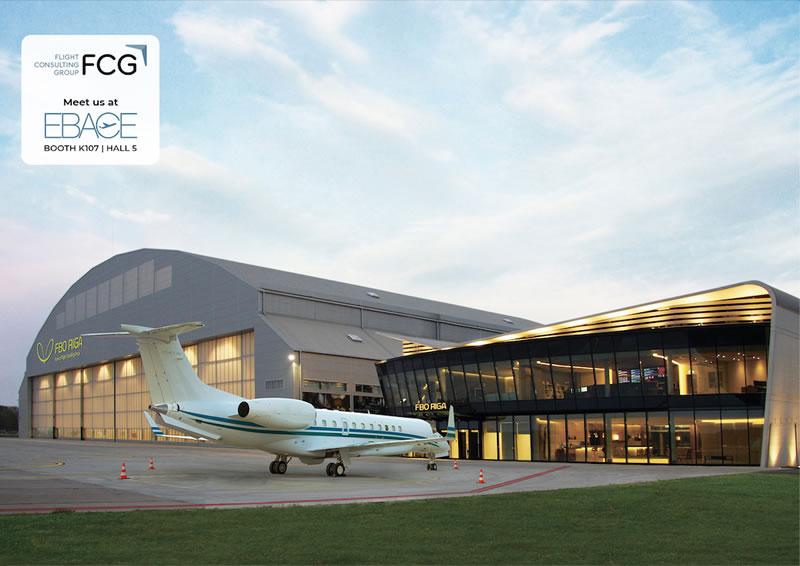Flight Consulting Group – встречаемся на EBACE2019!