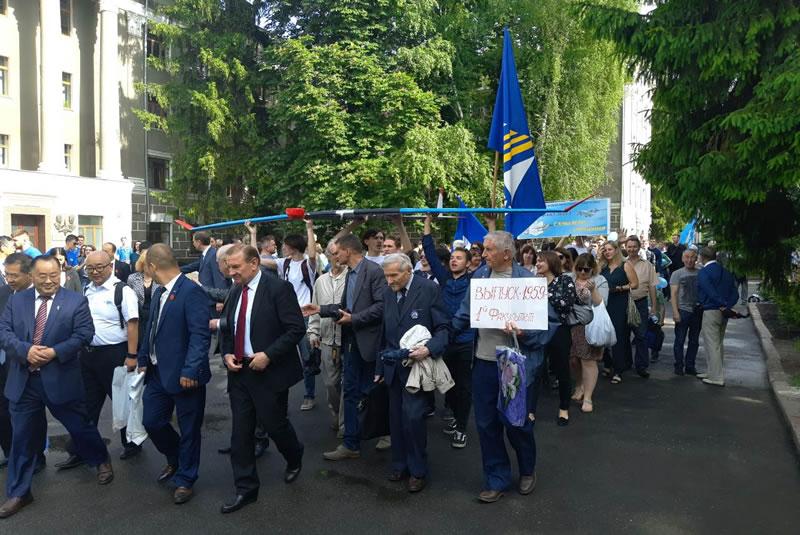 В Харькове отпраздновали «День ХАИ»