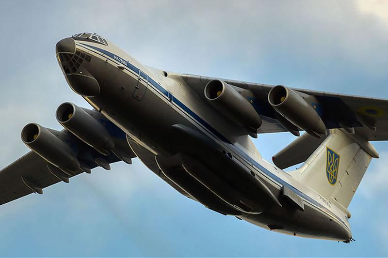 Луцкий «Мотор» отремонтирует агрегаты двигателей Ил-76