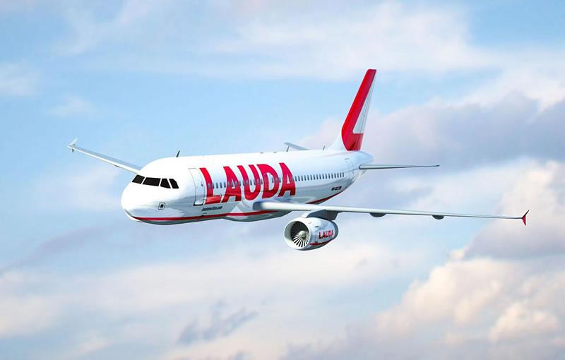 Lauda с 27 октября переводит рейс Киев-Вена на ежедневный график