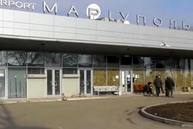 Аэропорт «Мариуполь» планируют запустить в течение 10 месяцев