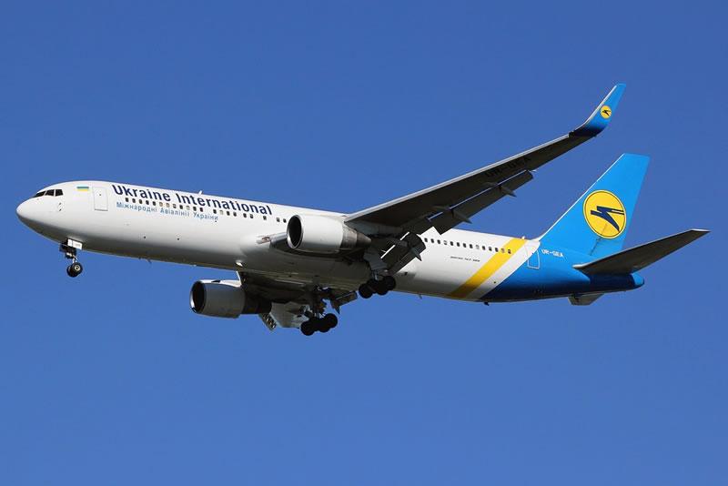 Только треть пассажиров МАУ в Индию — украинцы