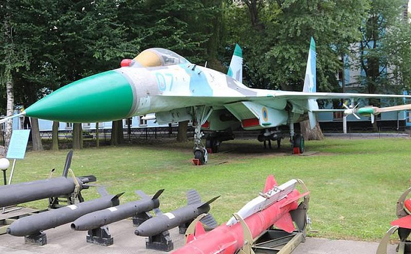 Музей Воздушных сил в Виннице