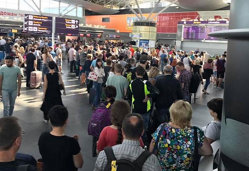 Руководство ООО «Аэрохендлинг» отреагировало на угрозу забастовки в Борисполе