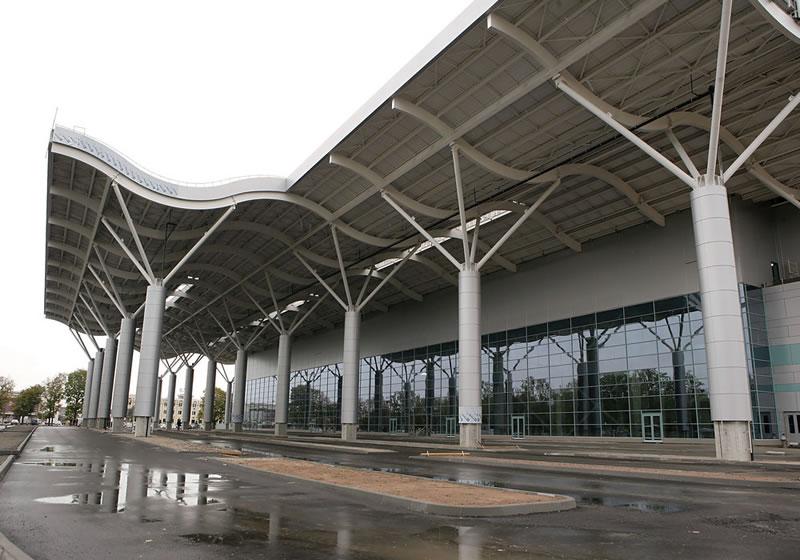 Аэропорт «Одесса» проведет конкурс на создание скульптуры
