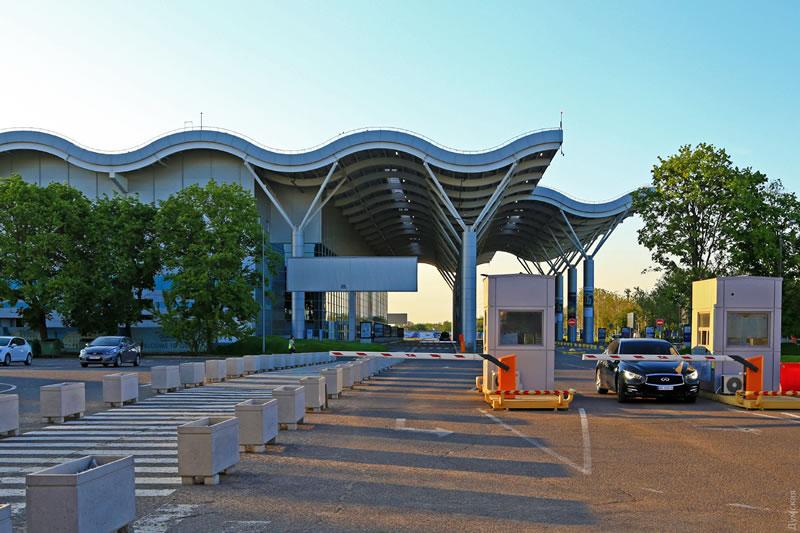 Новый терминал в Одессе заработает осенью