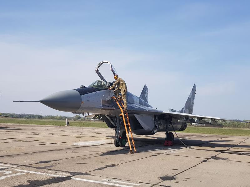 Прошла двухдневная тренировка средств ПВО