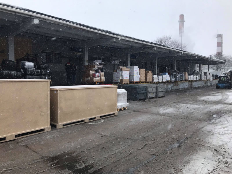 Мининфраструктуры готовит конкурс по строительству грузового терминала в Борисполе