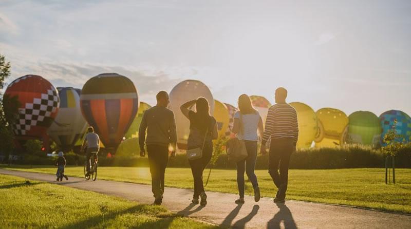 Под Киевом состоится фестиваль воздушных шаров