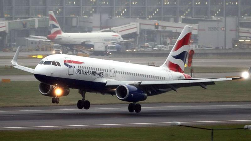 British Airways прекращает выполнять полеты в Киев