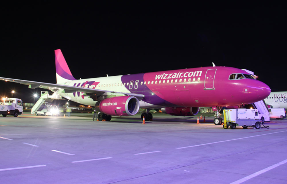 Wizz Air снова откроет украинскую «дочку»