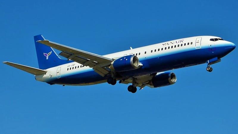 YanAir начинает выполнять рейсы в Батуми из Харькова