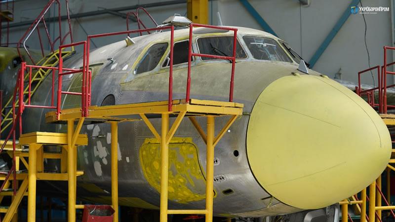 ГП «Завод 410 ГА» наращивает объемы авиаремонта в интересах армии и инозаказчиков