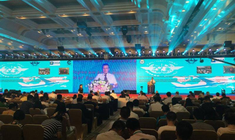 НАУ на Всемирном конгрессе беспилотной авиации