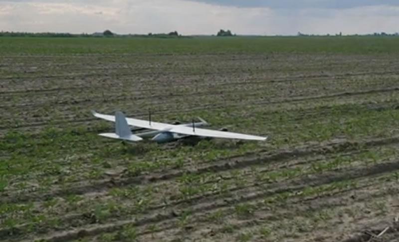 Компания A.Drones разработала новый гибридный БПЛА