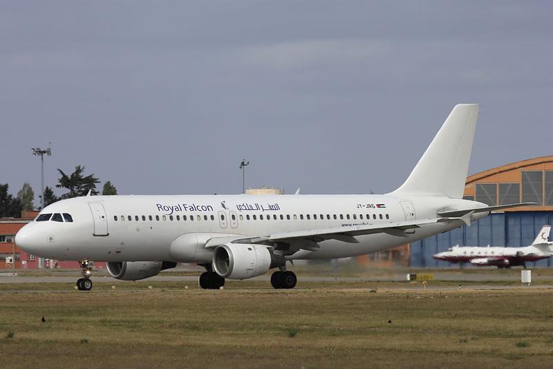 Авиакомпания Anda Air пополнила флот первым A320-200