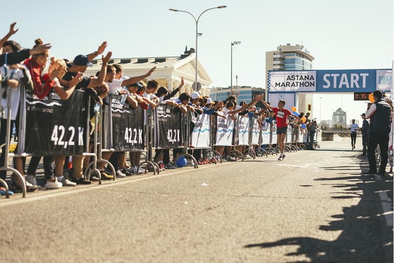 «Эйр Астана» предлагает особые тарифы для зарегистрированных участников марафона