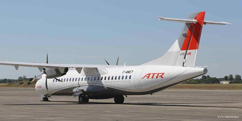 Румынская авиакомпания Tarom будет летать в Одессу на ATR72-600