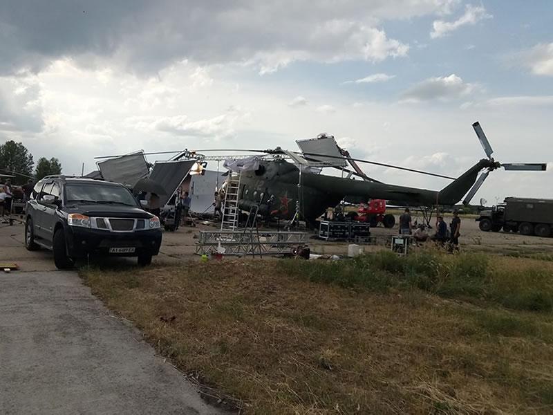 """За кулисами сериала """"Чернобыль"""""""